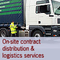 Contract distribution & delivery services